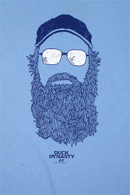 Si Skecth - Duck Dynasty T-shirt