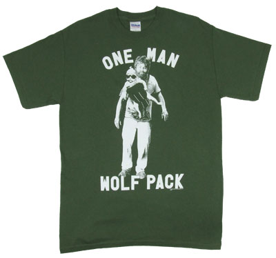 Baby Bjorn Wolf Pack - Hangover T-shirt