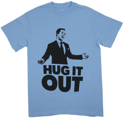 Hug It Out - Entourage T-shirt