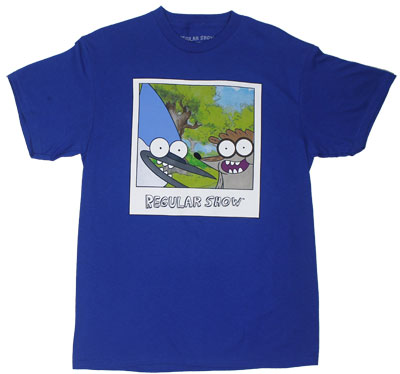 Portrait - Regular Show T-shirt