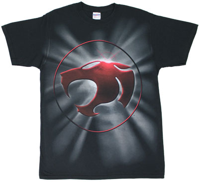 Thundercats Eclipse - DC Comics T-shirt