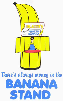 There's Always Money In The Banana Stand - Arrested Development Ringer T-shirt