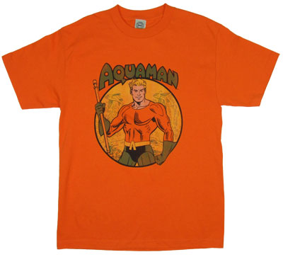 Aquaman - DC Comics T-shirt