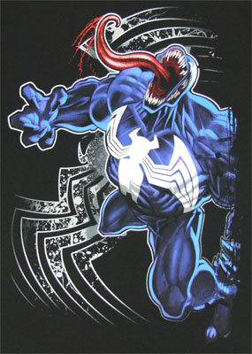 Big Lick - Venom - Marvel Comics T-shirt