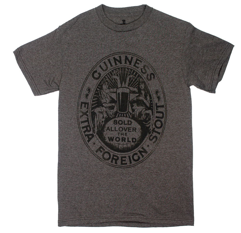 Sold All Over The World - Guinness T-shirt