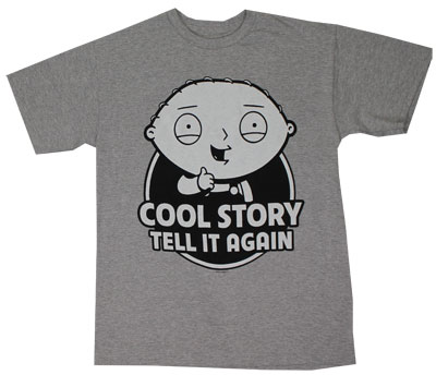 Cool Story - Family Guy T-shirt