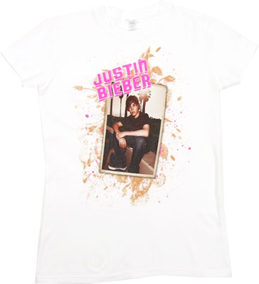 Justin Bieber Photo - Justin Bieber Sheer Women's T-shirt