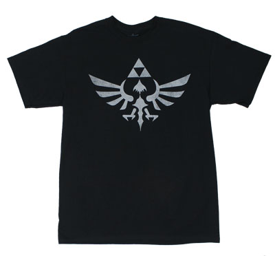Winged Triforce - Legend Of Zelda - Nintendo T-shirt