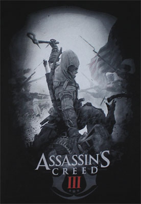 Assassin's Creed III T-shirt