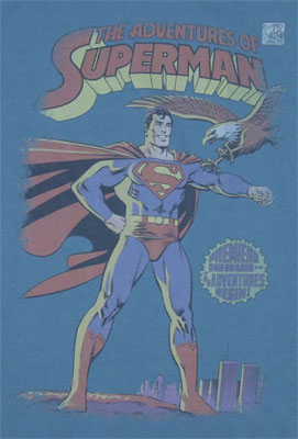Adventures Of Superman #424 - DC Comics T-shirt