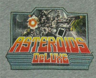 Asteroids Deluxe - Atari Sheer Women's T-shirts