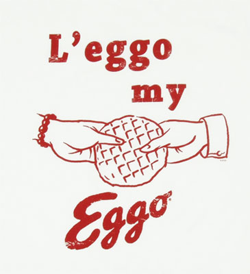 L'eggo My Eggo - Eggo Sheer T-shirt