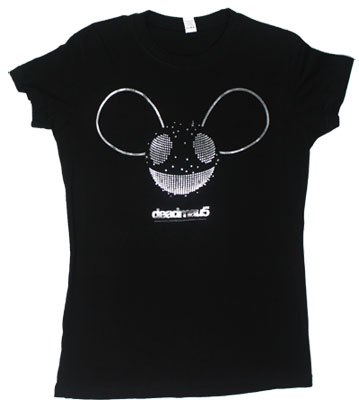 Deadmau5 Sheer Women&#039;s T-shirt