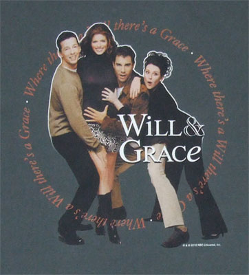 Will & Grace T-shirt