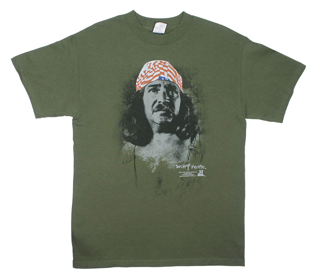 Bruce - Swamp People T-shirt