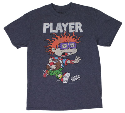 Player - Rugrats T-shirt