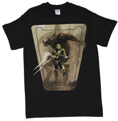 Sneak Attack - Halo T-shirt