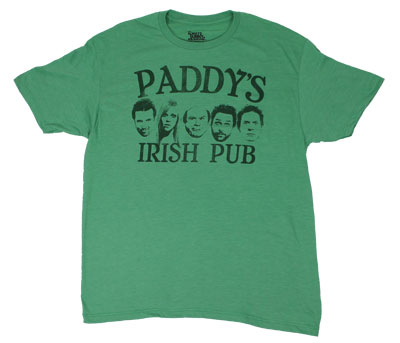 Pub Faces - It's Always Sunny In Philadelphia Sheer T-shirt