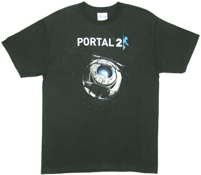 Portal 2 T-shirt