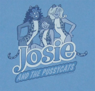 Josie And The Pussycats T-shirt