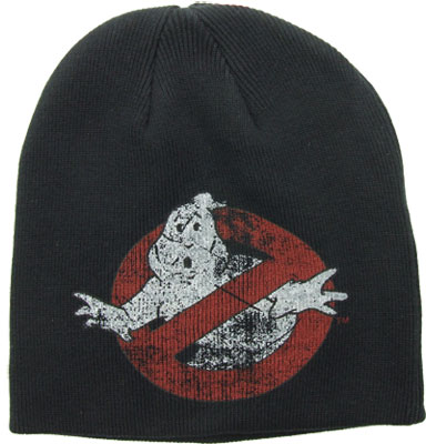 Ghostbusters Knit Hat