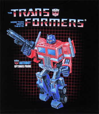 Optimus Prime - Marvel Comics Juvenile T-shirt