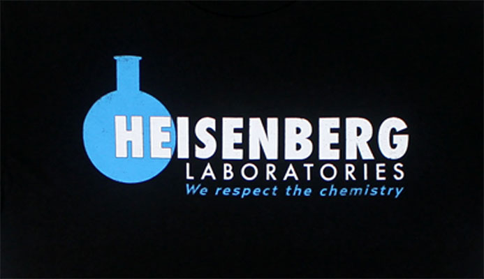 Heisenberg Laboratories - Breaking Bad T-shirt