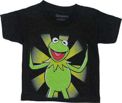Kermit - Muppets Toddler T-shirt