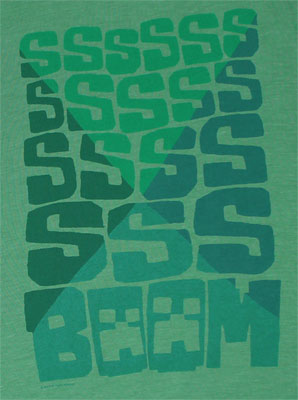 SSSSSS BOOM - Minecraft Sheer T-shirt