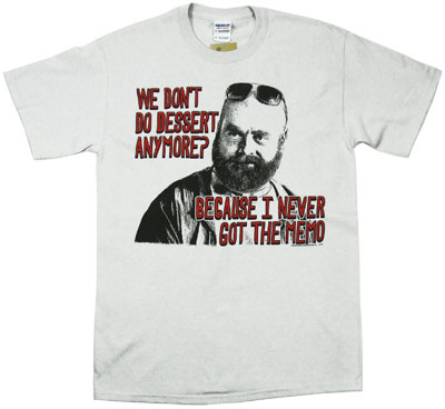 I Never Got The Memo - Hangover II T-shirt