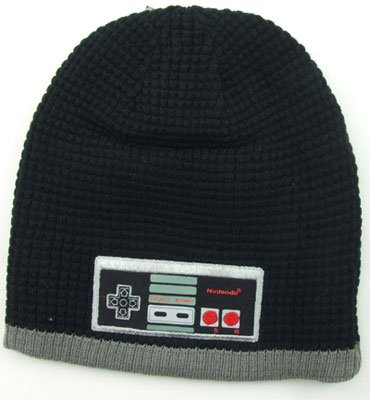 Official Game Tester - Nintendo Reversible Knit Hat
