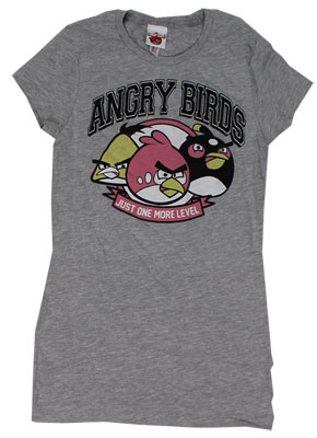 One More Level - Angry Birds Sheer Women&#039;s T-shirt
