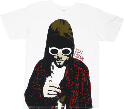 Kurt Cobain T-shirt