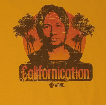 Palm Trees - Californication T-shirt