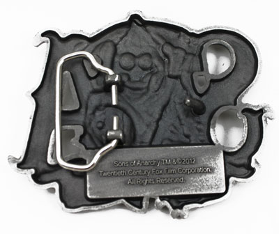 Reaper - Sons Of Anarchy Belt Buckle