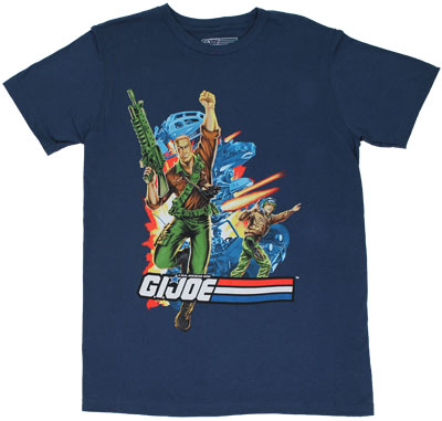 Good G.I. - G.I. Joe Sheer T-shirt