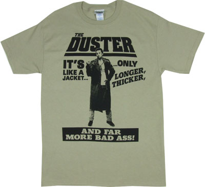 The Duster - It&#039;s Always Sunny In Philadelphia T-shirt
