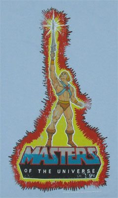 Masters Of The Universe - He-Man T-shirt