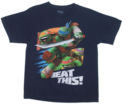 Beat This! - Teenage Mutant Ninja Turtles Youth T-shirt