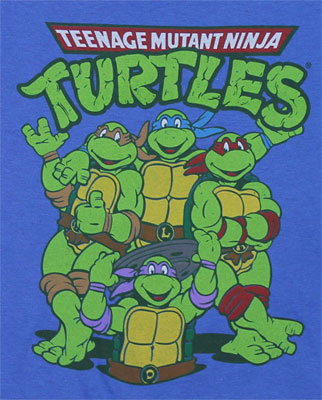 Teenage Mutant Ninja Turtles Toddler T-shirt