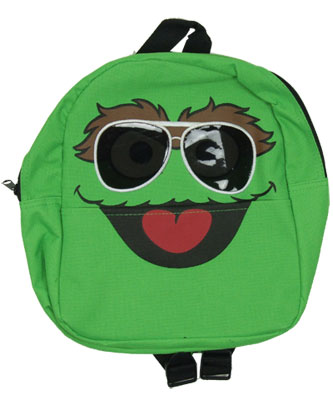 Oscar Sunglasses - Sesame Street Mini-Backpack