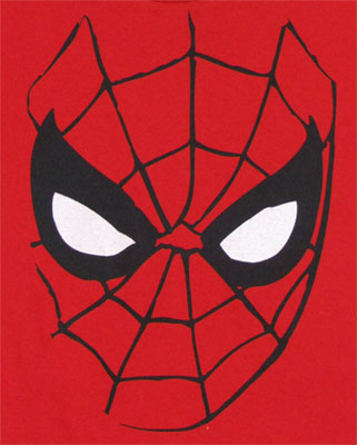 Spider-Man Face - Marvel Comics Toddler T-shirt