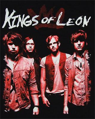 Kings Of Leon T-shirt