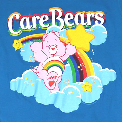Rainbow Bear - Care Bears Sheer Women's T-shirt