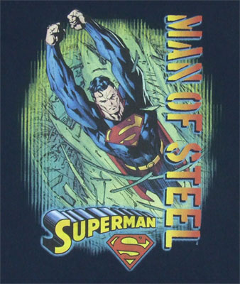 Breakthrough - Superman - DC Comics