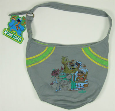Sesame Street Tote Bag
