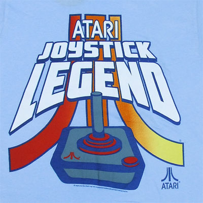 Joystick Legend - Atari Sheer T-shirt