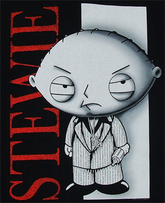 Stewie Scarface - Family Guy T-shirt