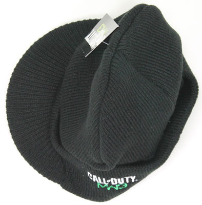 Call Of Duty Modern Warfare 3 Billed Knit Hat
