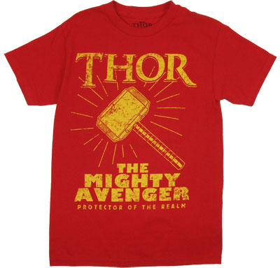 The Mighty Avenger - Thor - Marvel Comics T-shirt